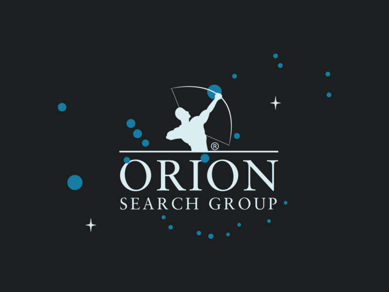 Orion Search Group | MOD - Doing Good By Design