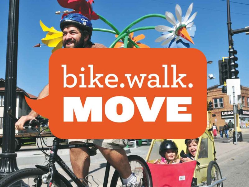 Bike.Walk.Move | MOD - Doing Good by Design