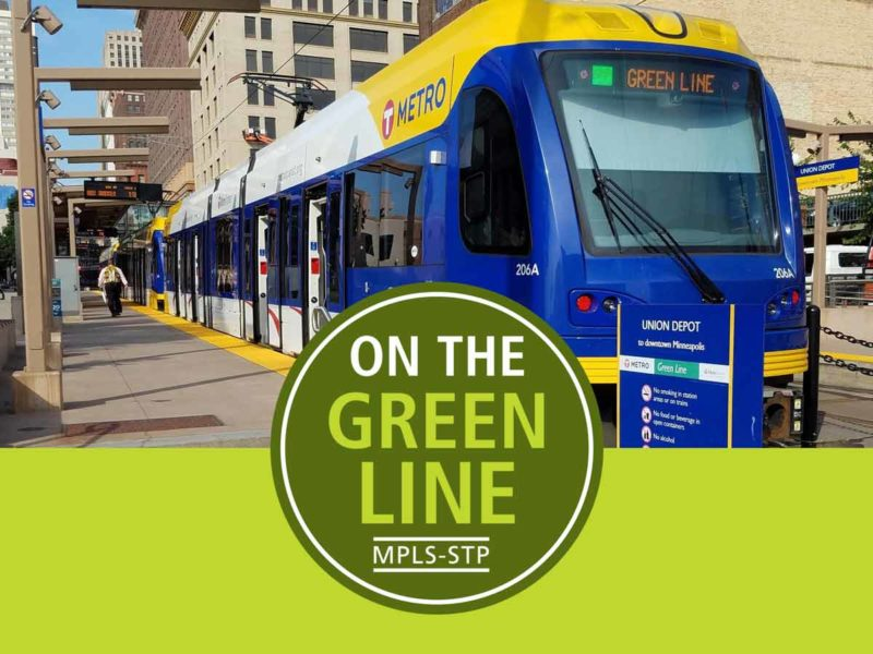 On the Green Line | MOD - Doing Good By Design