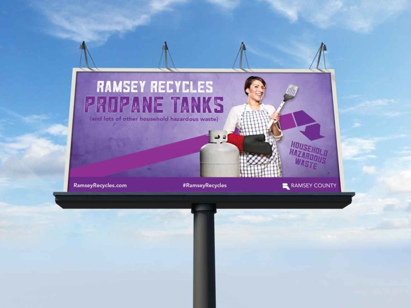 Ramsey Recycles   MOD - Doing Good by Design