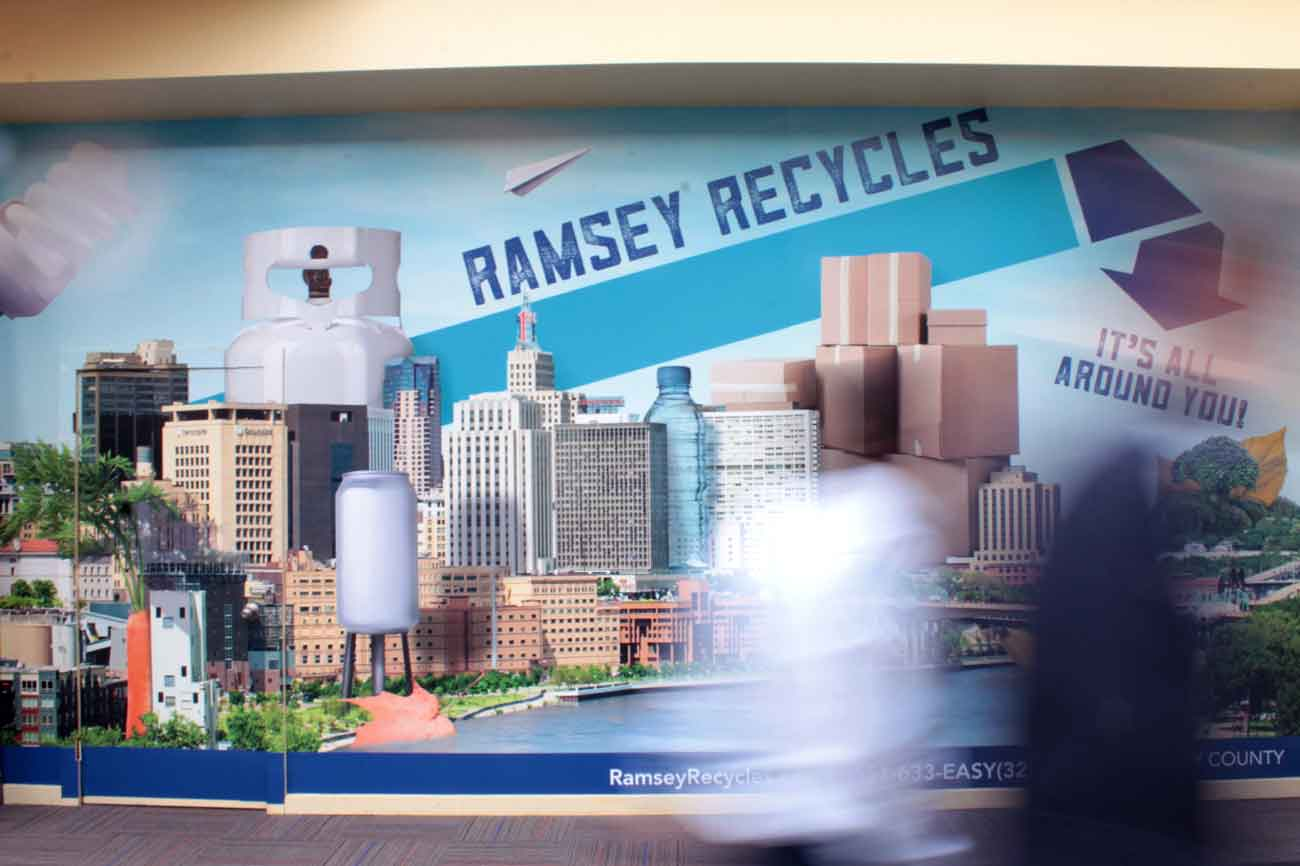 Ramsey Recycles | MOD - Doing Good by Design