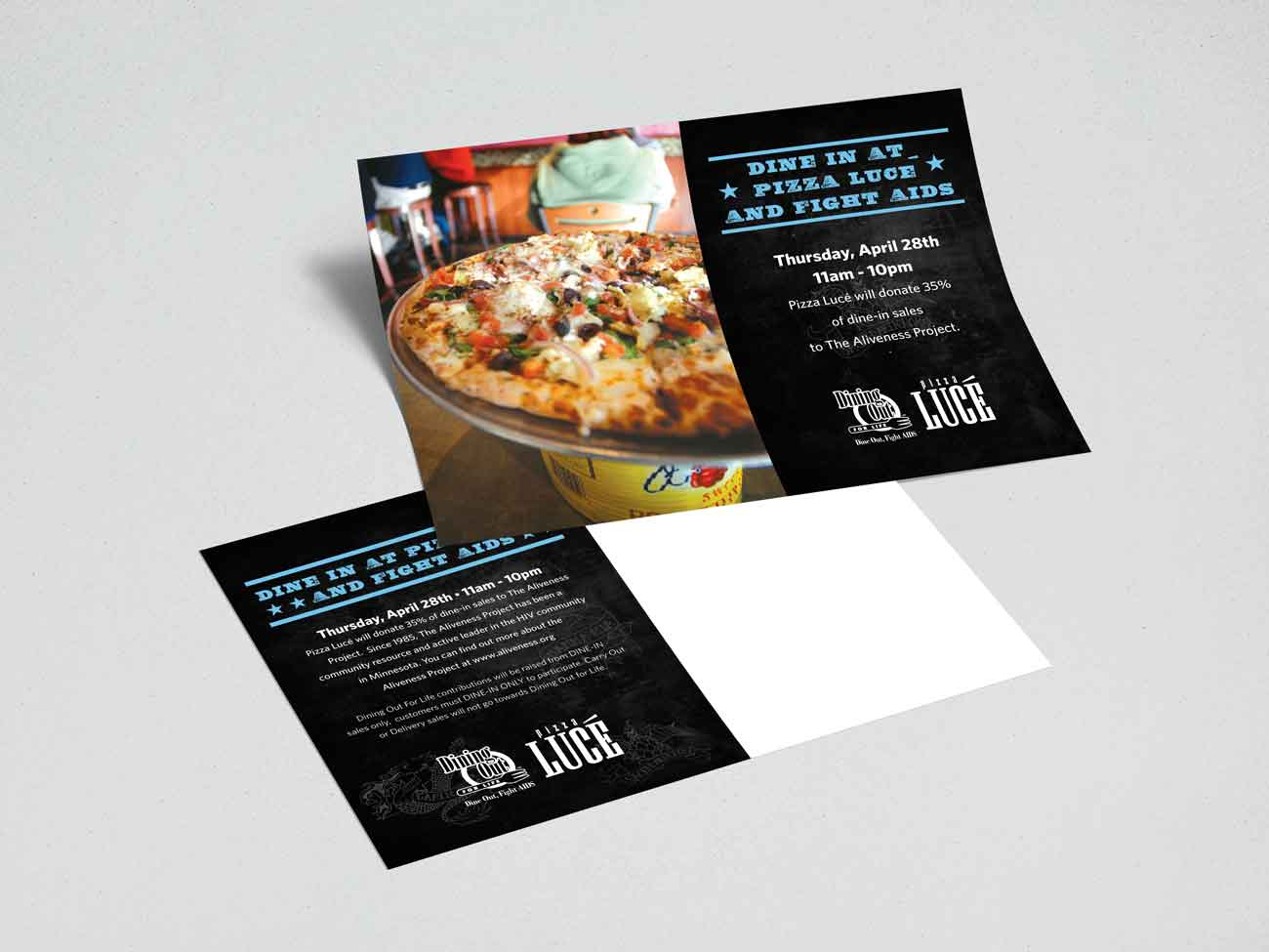 Pizza Lucé | MOD - Doing Good By Design